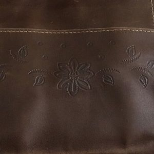 Handbags - Small brown purse with two pockets